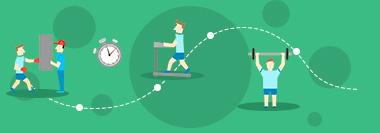 公共体育立体化教学平台